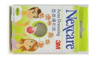3M Nexcare Acne Face Dressing Pimple Stickers 1 Box