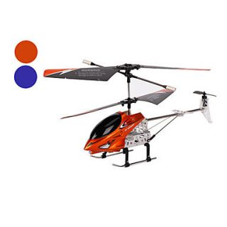 Channel Metal Frame Remote Control Helicopter with LED Light