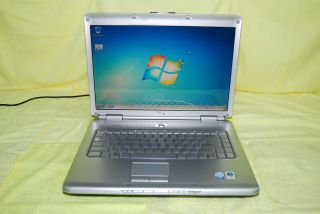 Dell Inspiron 1520 Notebook Intel Core 2 Duo T7100 1 8GHz 2GB 160GB
