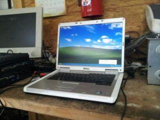 Dell Inspiron 1501 Dual Core X2 1GB RAM 120GB Windows XP Pro Laptop