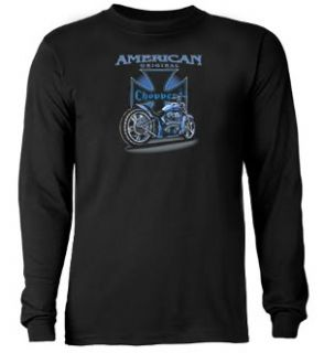 American Original Choppers Iron Cross Biker T Shirt