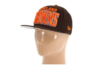 New Era Solid Snap NFL 9FIFTY   Cleveland Browns