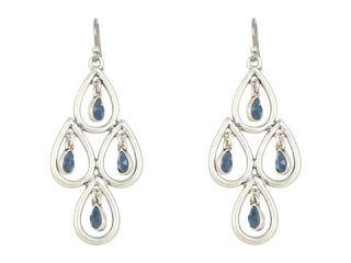 Lucky Brand Blue Tear Drop Chandelier Earrings $26.99 $29.00 SALE