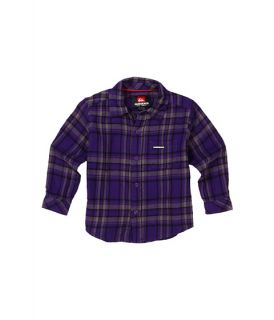 Quiksilver Kids Bunga Bunga L/S Flannel (Toddler/Little Kids) $36.00