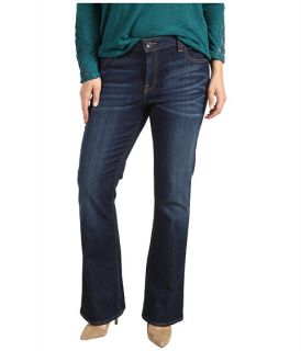 Lucky Brand Plus Size Ginger Boot Cut Jean in Medium Norma   Zappos