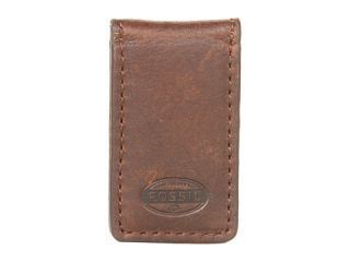 fossil estate leather mag money clip $ 20 00 alexander