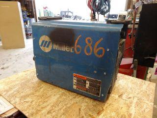 Miller DC Inverter Arc Welder XMT 304 CC CV TIG MIG