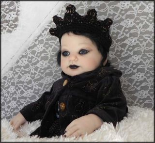 our newest delivery gothic fantasy abby sculpted by donna rubert as