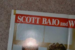 Movie Poster 1sheet 1sh Scott Baio Willie Aames Heather Thomas