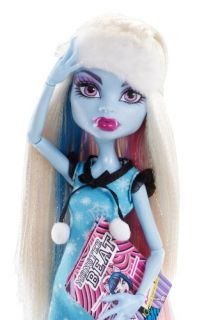 NEW Monster High Dead Tired Abbey Bominable Doll