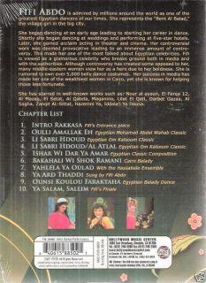 Fifi Abdo The Egyptian Star BellyDance Arabic Movie DVD