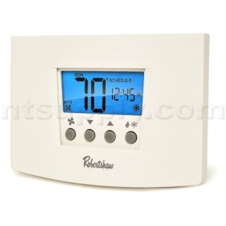 Robertshaw RS5220 Multistage Programmable Thermostat