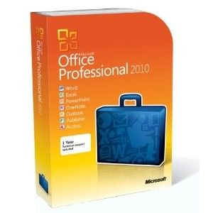 Microsoft Office 2010 Professional Full Version New in Box