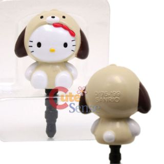 Sanrio Hello Kitty Phone Accessories Earphone Cap Topper 1