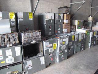 Central Air Heat Rheem 2 3 4 and 5 Ton 12 13 SEER Air Handler AC Units