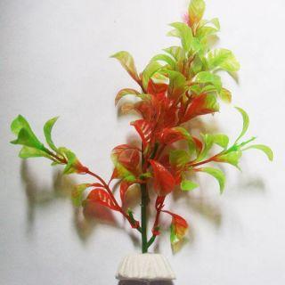 Aquarium Plastic Plant Fish Tank Ornament Decoration