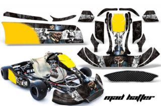 Graphics Decal Kit CRG Shifter Kart Accessories Parts