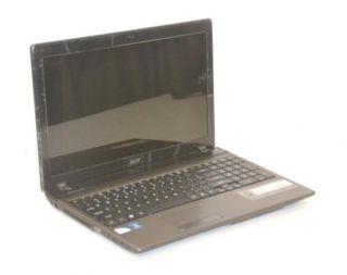 ACER Aspire 5750Z 4877 Intel Core B940 Laptop Computer P5WE0