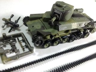 Precise 1 72 WW II Japanese Tank Type 97 Chi Ha 120mm