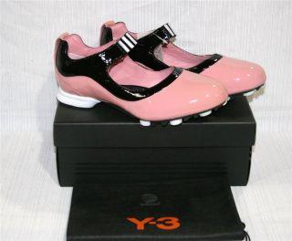 Yohji Yamamoto Adidas Mary Jane Low Pink 6 5 Y3 New