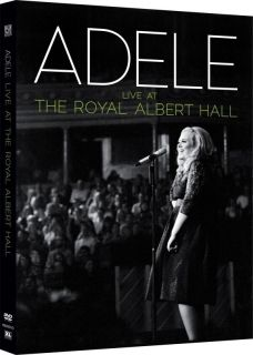 Adele Live at The Royal Albert Hall CD DVD 2011 New