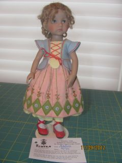 Boneka Doll sculpted by Dianna Effner for MDCC 2010   Adelina