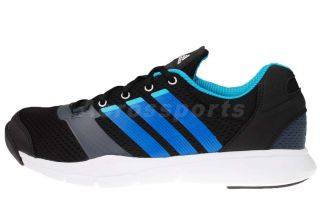 Adidas A T 180 Black Blue Mens Cross Training Shoes G61379