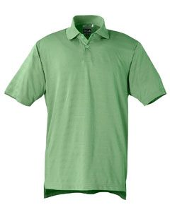 Adidas Mens Golf Athletic Polo ClimaCool Mesh Polo