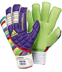 Adidas Fingersave Allround Petr CECH Size 10 5 Goalkeeper Goalie