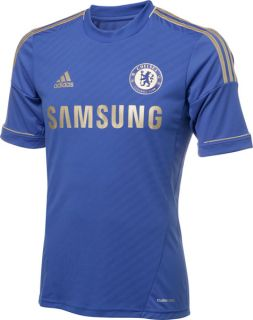 Chelsea Youth Adidas Soccer Home Replica Jersey