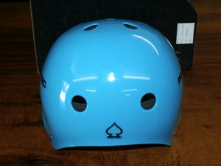 Protec Old School Wakeboard Helmet Blue Size Large