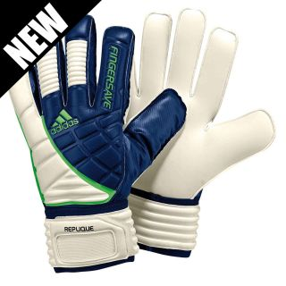 Adidas Fingersave Replique Goalkeeper Glove New Navy Macaw