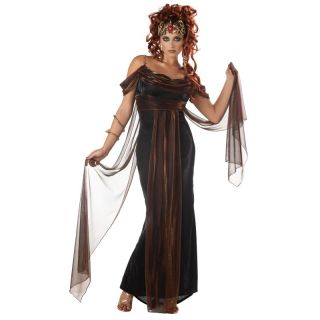 The Mythical Siren Greek Goddess Fancy Dress Adult Costume