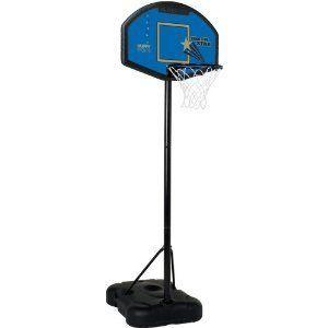 Indoor Outdoor Portable Adjustable Basketball Hoop Goal Backboard Set