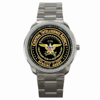 New CIA Central Intelligence Agency Special Agent Watch