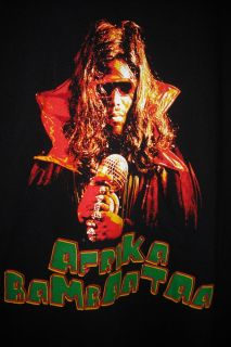 Afrika Bambaataa T shirt szXL New NWOT Funk You old school rap hip hop