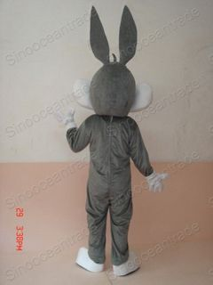 Bugs Bunny Adulto Mascotte Costume Halloween EUR