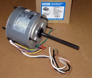 HP 1075 RPM AC Air Conditioner Condenser Fan Motor Tenv