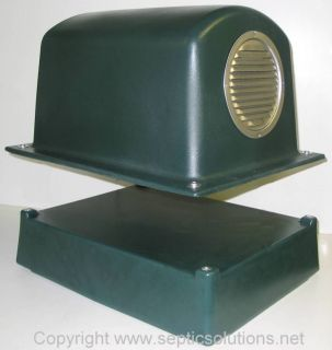 Sepic Air Pump Housing Cover and Base Free Shipping