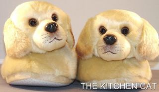 Adorable Animal Slippers Cute Novelty Gift Puppy Dogs