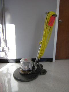 General Floor Machine Buffer Burnisher 20 inch Diameter Electric Cord