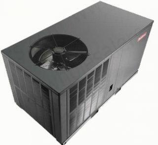 Goodman 3 Ton 14 SEER Horizontal Air Conditioner Package Unit