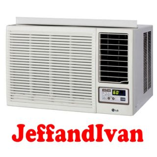 LG LW7010HR 7 000 BTU Window Air Conditioner with Heat