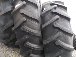 Two 18 4x38 18 4 38 2640 Farm Tractor Tires 8 Ply