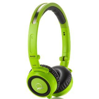 AKG Q460 Quincy Jones Signature Headphones Green Q 460