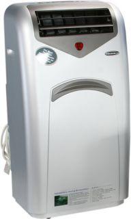 soleus 10000 btu portable air conditioner heat pump dehumidifier fan
