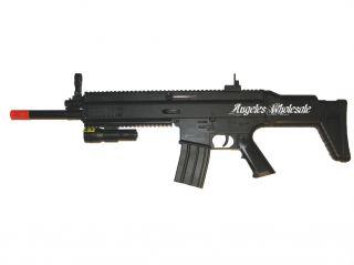 XK328A FN Scar L SOCOM Assault Rifle Spring Airsoft Gun