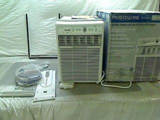 FRA103KT1 10,000 BTU Window Mounted Slider/Casement Air Conditioner