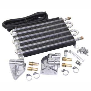 Dune Buggy 6 Pass Oil Cooler Complete Kit 1 2 Hose