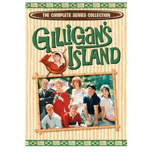 Gilligans Island The Complete Series Collection DVD 2011 9 Disc Set